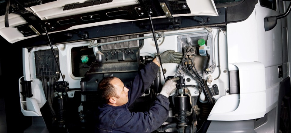 Truck Repair & Maintenance