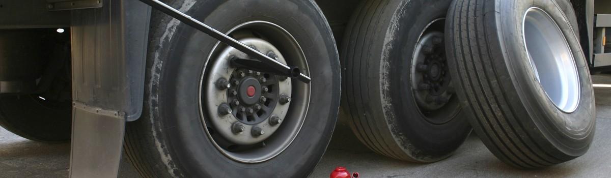 Truck Tyre Breakdown