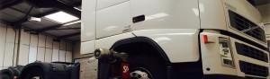 Volvo Truck Servicing